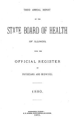 Annual Report of Illinois State Board of Health PDF