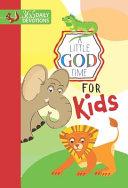 A Little God Time for Kids PDF