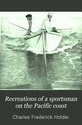 Recreations of a Sportsman on the Pacific Coast