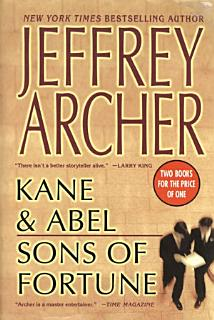 Kane and Abel Sons of Fortune Book
