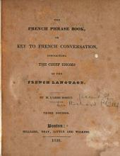 French Phrase Book ... by M. L'Abbe Bossut, Pseud