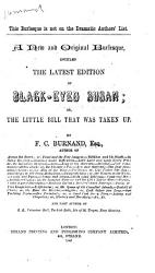The Latest Edition of Black eyed Susan  Or  The Little Bill that was Taken Up PDF