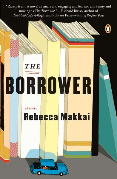 Download The Borrower Book