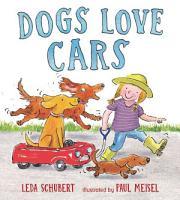 Dogs Love Cars PDF