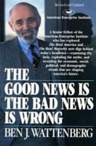 The Good News is the Bad News is Wrong