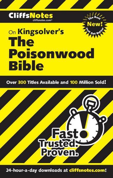 CliffsNotes on Kingsolver's The Poisonwood Bible