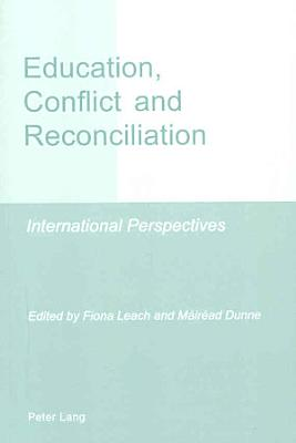 Education  Conflict and Reconciliation PDF