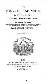 Les mille et une nuits: contes arabes, Volume2