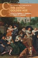 The Cambridge Companion to the Dutch Golden Age PDF