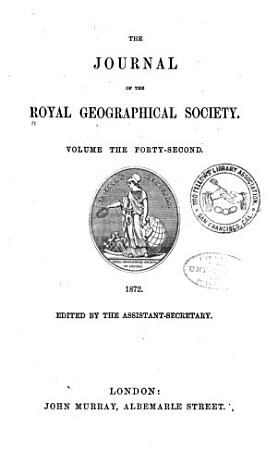 The Journal of the Royal Geographical Society PDF