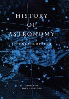 History of Astronomy PDF