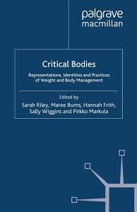Critical Bodies Book
