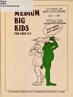 Medium Big Kids PDF