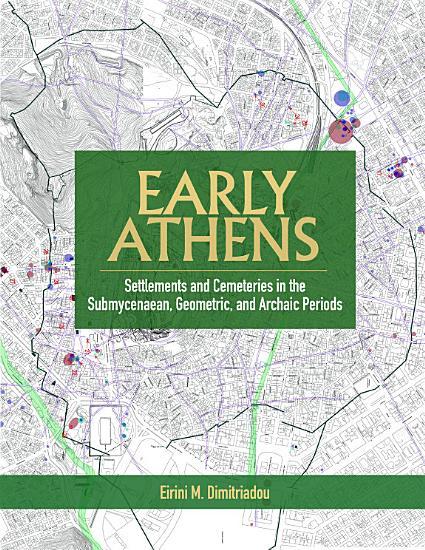 Early Athens PDF