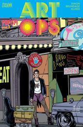 Art Ops (2015-) #8