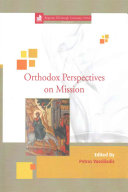 Orthodox Perspectives on Mission
