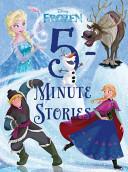 Frozen 5 Minute Frozen Stories PDF