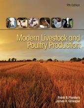 Modern Livestock & Poultry Production: Edition 9