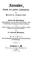 Bd  Einleitung  Alexander  vom Pfaffen Lamprecht PDF