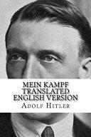 Mein Kampf Translated