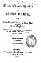 Tratado elemental completo de veterinaria: Volumen 2