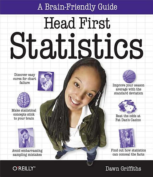 Download Head First Statistics Book