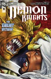 Demon Knights (2011-) #5