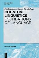 Cognitive Linguistics   Foundations of Language PDF
