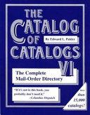 The Catalog of Catalogs VI