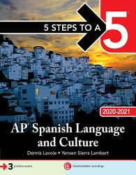 5 Steps To A 5 Ap Spanish Language And Culture With Mp3 Disk 2020 Book PDF