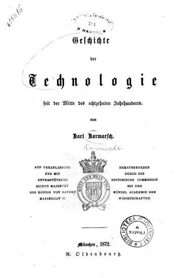 Geschichte der Wissenschaften in Deutschland neuere Zeit PDF