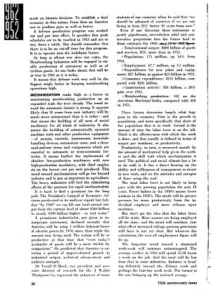 75th Anniversary Issue  Mid November 1952 PDF
