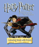 Harry Potter and the Prisoner of Azkaban Painting Book Book