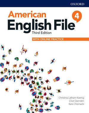 American English File 3e Level 4 Student Book
