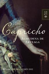 Capricho: Premio Azorín 2012