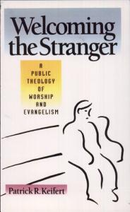 Welcoming the Stranger Book