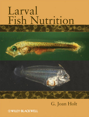 Larval Fish Nutrition PDF
