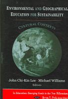 Environmental and Geographical Education for Sustainability PDF