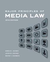 Major Principles of Media Law, 2016