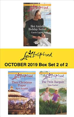 Harlequin Love Inspired October 2019 Box Set 2 Of 2