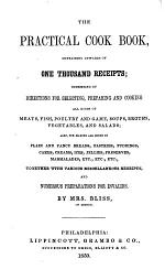 Practical Cook Book