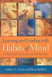 Learning and Leading with Habits of Mind Book