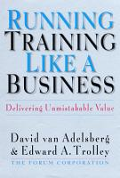 Running Training Like a Business PDF