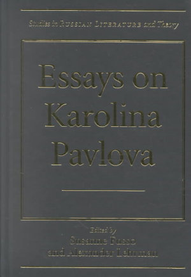 Essays on Karolina Pavlova PDF
