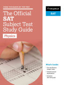 The Official SAT Subject Test in Physics Study Guide PDF