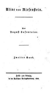 Aline von Riesenstein: Band 2