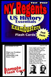 NY Regents United States History Test Prep Review--Exambusters Flashcards: New York Regents Exam Study Guide