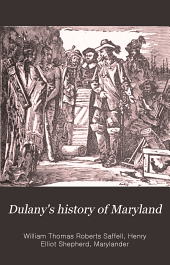 Dulany's History of Maryland: From 1632 to 1900