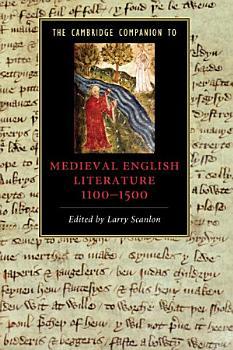 The Cambridge Companion to Medieval English Literature 1100   1500 PDF
