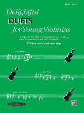 Delightful Duets: Violin Part